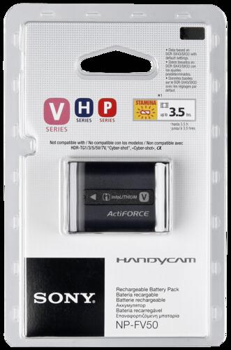 Sony NP-FV50