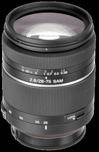 Sony 28-75mm f/2.8