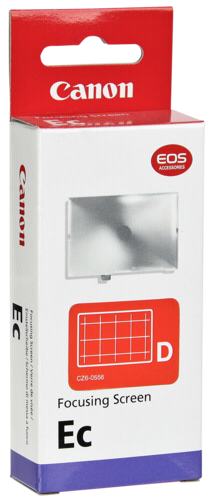 Canon EC-D Focusing Screen