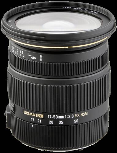 Sigma EX 17-50mm f/2.8 DC OS HSM Nikon