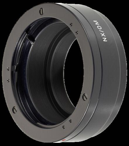 Novoflex Adapter Olympus OM an Samsung NX Kamera