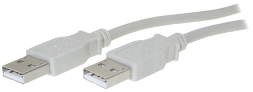 Vedimedia A to A USB 2.0 Cable 1.8m