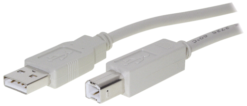 Vedimedia A to B USB 2.0 Cable 5m