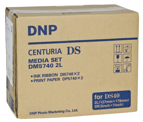DNP DS 40 Media DS 13x18cm (2x230 prints)