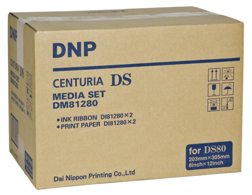 DNP DS 80 Media DS 20x30cm (2x110 prints)