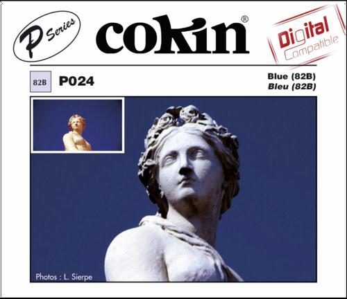 Cokin P024 82B Color Conversion Resin Filter
