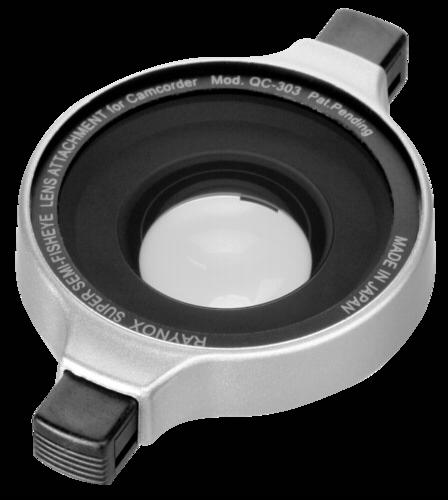 Raynox QC 303 Semi-Fisheye