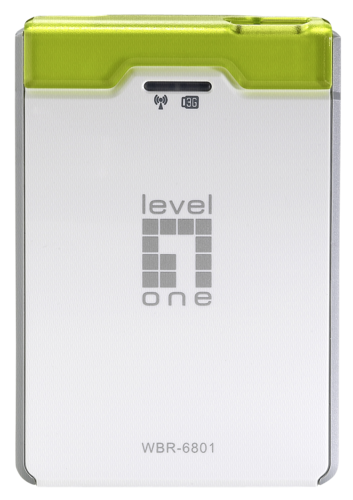 Level One WBR-6801 Mobile Wireless_N 3G Router