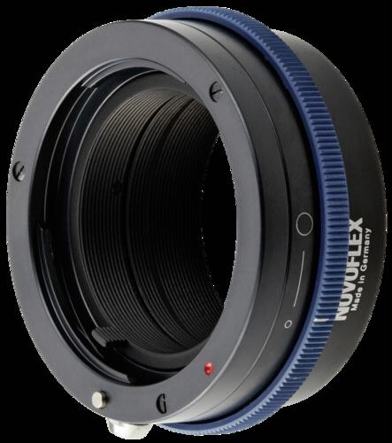 Novoflex Adapter Sony A/Minolta AF Lens to Sony E Mount Camera