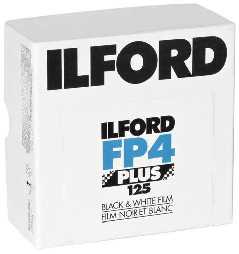 Ilford FP-4 Plus 125 135/17m