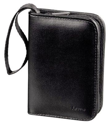 Hama Memory Card Wallet Black