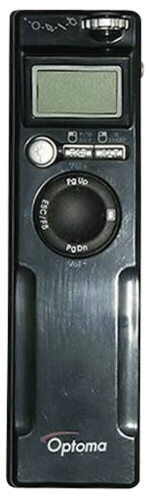 Optoma LDR 4 DM Remote Maus