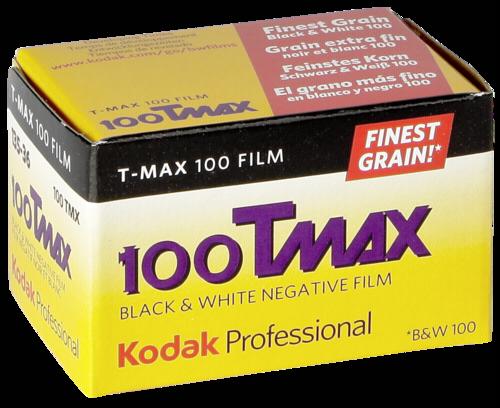 Kodak TMX 100 135/36