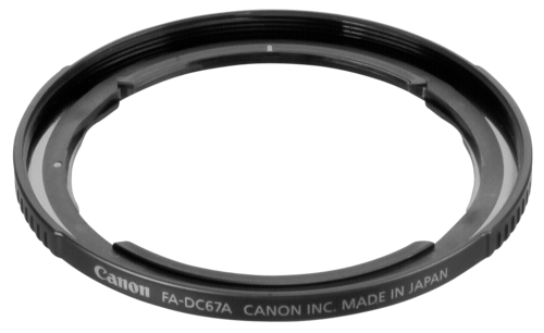Canon FA-DC 67A Filter Adapter