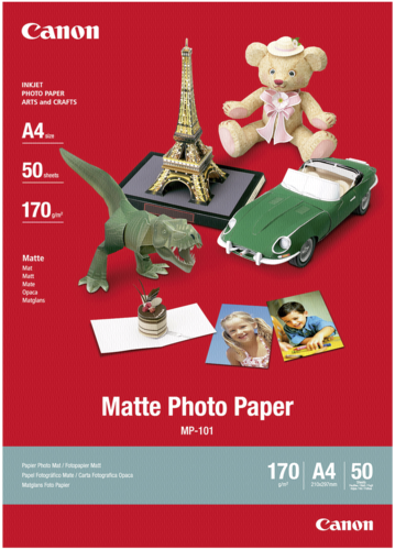 Canon MP-101 Matte Photo A4 170gr (50 sheets)