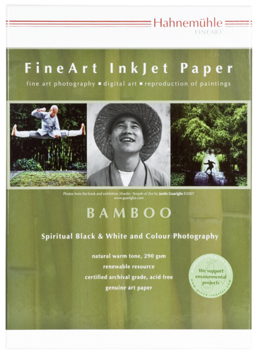Hahnemuhle Bamboo Natural White A3 290gr (25 Sheets)