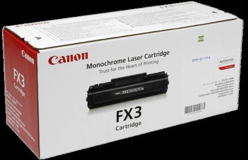 Canon Toner Cartridge FX 3