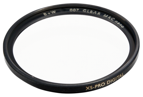 B+W XS-Pro Digital 007M MRC Nano Clear 82mm
