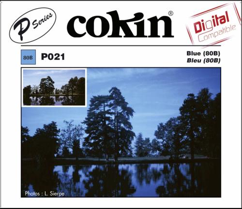 Cokin P021 80B Color Conversion Resin Filter