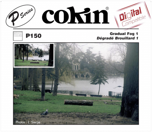 Cokin P150 Fog 1 Effect Resin Filter