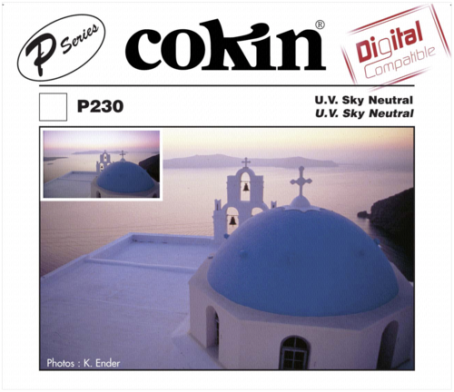 Cokin P230 Skylight Resin Filter