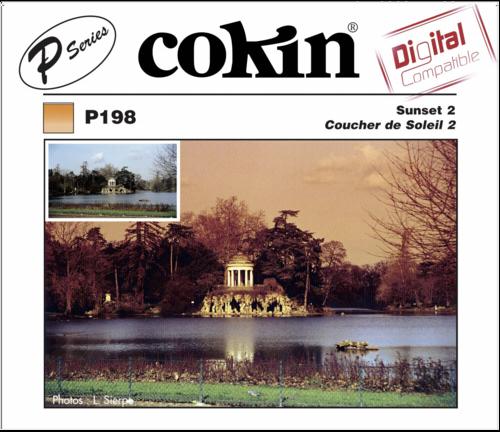 Cokin P198 Sunset 2 Resin Filter