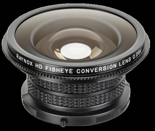 Raynox HDP 2800 ES Diagonal Fisheye 0.28x 52mm