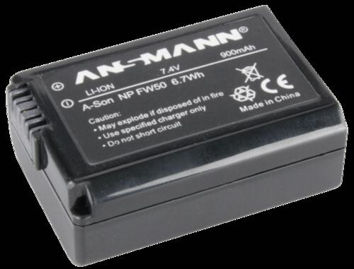 Ansmann Sony NP-FW50 900mAh