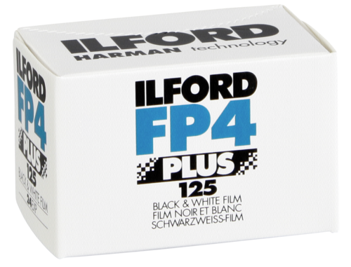 Ilford FP-4 Plus 125 135/24