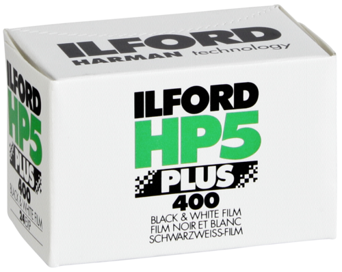 Ilford HP 5 Plus 400 135/24