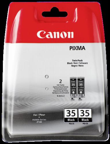 Canon PGI-35 BK Black Twin pack