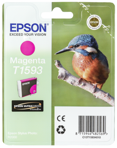 Epson Cartridge T1593 Magenta