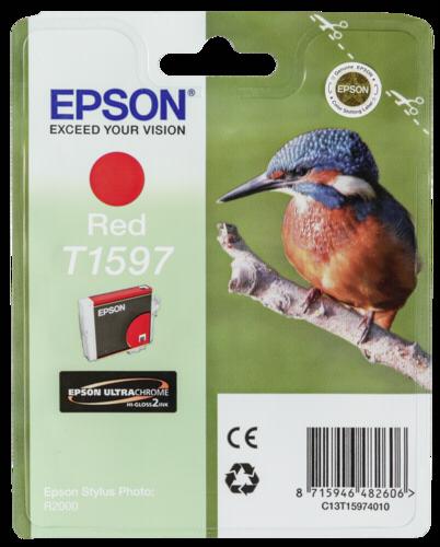 Epson Cartridge T1597 Red