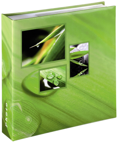 Hama Memo Singo Green 10x15 - 200 photos
