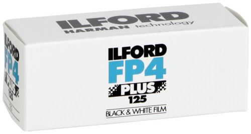 Ilford FP-4 Plus 125 120