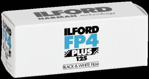 Ilford FP-4 Plus 125 120
