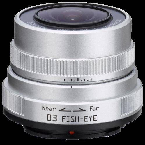 Pentax Q Lens 03 Fisheye