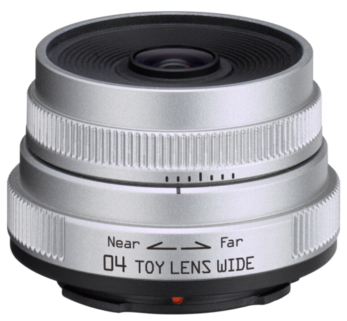 Pentax Q Lens 04 Toy Wide