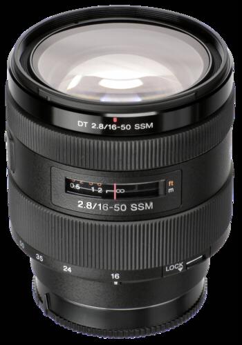 Sony 16-50mm f/2.8 SSM