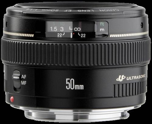 Canon EF USM     1,4/50