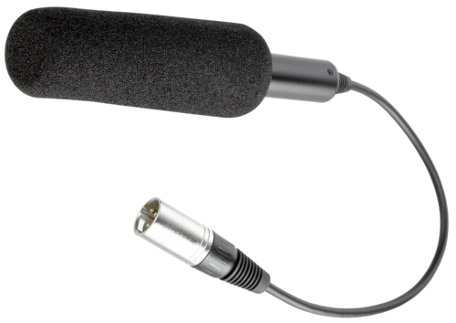 Panasonic AG-MC200G XLR Monomicrofon Profi