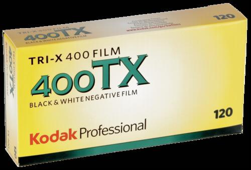 Kodak Tri-X 400 120 1x5