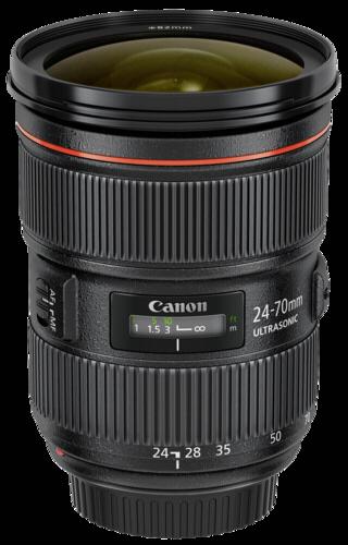 Canon EF 2,8/24-70 mm L USM II