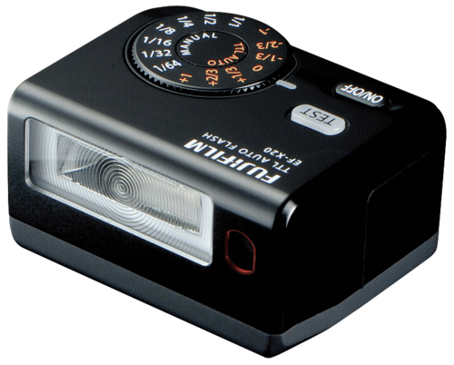 Fujifilm EF X20