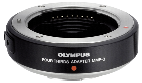 Olympus MMF-3 4/3 Adapter