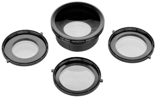 Raynox DCR-732 Wide Conversion Lens