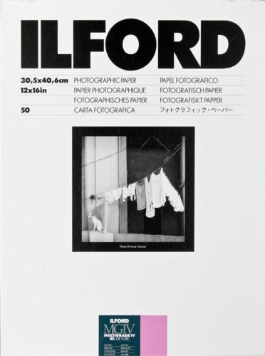Ilford MG IV RC 1M Glossy 30x40cm (50 sheets)
