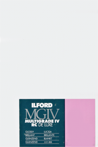 Ilford MG IV RC 1M Glossy 9x13cm (100 sheets)
