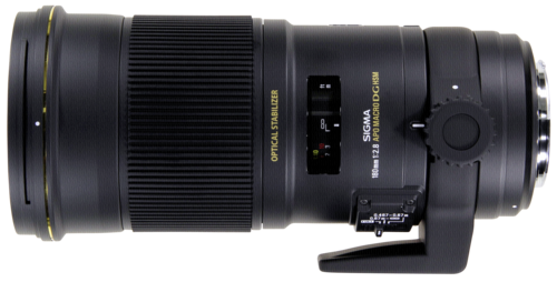 Sigma EX 180mm f/2.8 DG OS HSM Macro Canon