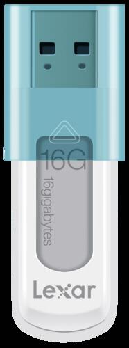 Lexar JumpDrive S50 16GB Blue USB 2.0